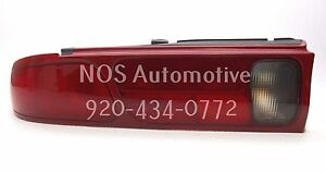 Nos New Oem 1995 1997 Ford Probe Gt Left Tail Light Tail Lamp Taillight Taillamp