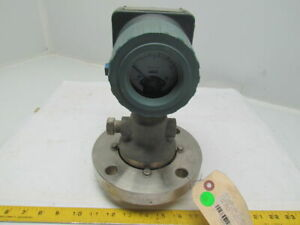 Foxboro 827df is1nlsa1 a Electronic Level Transmitter 12 5 65vdc