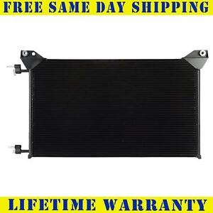 Ac A c Condenser For Chevy Hummer Fits Tahoe Avalanche Silverado H2 4953