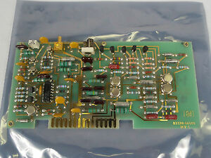 Hp Agilent 3320b Frequency Synthesizer Standard Circuit Board P n 03320 66509