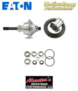 97 07 Corvette C5 C6 Axle Upgrade 3 90 Gears Eaton Posi Bearing Kit