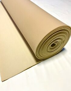 Golden Tan Upholstery Auto Pro Headliner Fabric 3 16 Foam Backing 60 L X 60 W