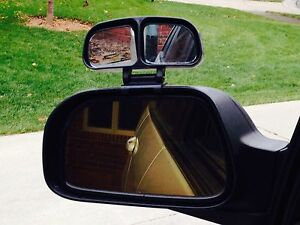 Blind Spot Mirror W Dual Adjustable Mirrors For Car Or Truck Mirror 1 Piece