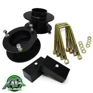 1994 2002 Dodge Ram 2500 3500 3 5 Front 2 Rear Complete Lift Kit 4 Axle 4wd