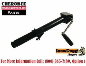 Snowdogg Buyers Products 16111310 Jack For Md Hd Ex Vx Cm Series Snowplows