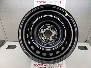 Toyota Camry 12 14 16 Steel Wheel Rim Genuine Oe Oem