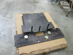 Newport Optical Stage Table No Legs As Shown In Photos