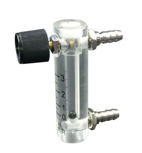 Lzq 2 0 3lpm Oxygen Flow Meter With Control Valve For Oxygen Gas Conectrator