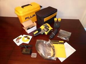 Fluke Ti400 60 Hz 320 X 240 Advanced Performance Thermal Infrared Camera