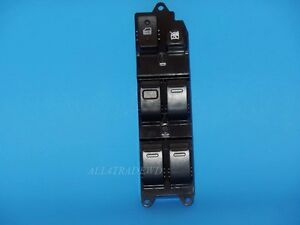 Front Power Window Master Switch Fits Lexus Lx450 Toyota 4runner Land Cruiser