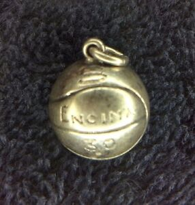 Sterling Silver Scrap Not 2 Grams 3d Three Dimensional Basketball Charm