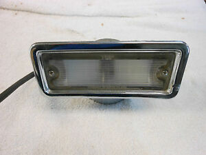 1963 Guide Back Up Light Bezel