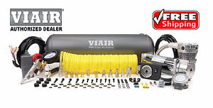 Viair 20001 480c Compressor 200psi Ultra Duty On Board Air System 2 5g Kit 100