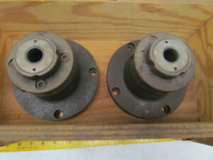 L 5780 900 106 A Lh Left Hand Tool Holder Flange Adapter Lot Of 2