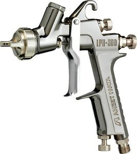 Iwata 3955 Lph300 Lv Gravity Feed Spray Gun 1 3mm No Cup