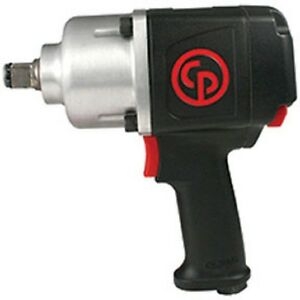 Cpt 7763 3 4 Impact Wrench With Ring Retainer Twin Hammer Clutch