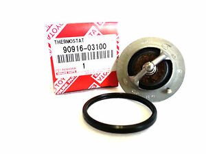 Genuine Toyota Engine Coolant Thermostat Gasket 90916 03100 16346 50010
