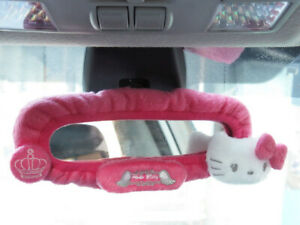 Hello Kitty Car Accessory Rear View Mirror Cover Angel