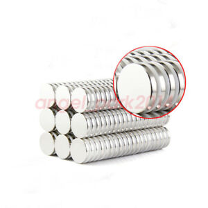 Wholesale 20mm X 3mm Super Strong Round N35 Magnets Rare Earth Neodymium Magnet
