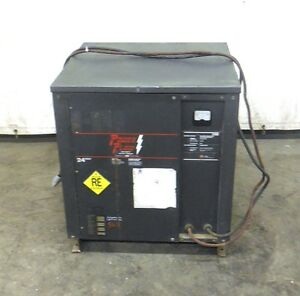 Powerflow Battery Charger 12h300c22 24 Volt 120 Amp 451 600 Amp Hours