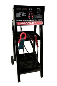 Aso 6042 500 Amp Carbon Pile Load Tester W Battery Electrical Systems Tester