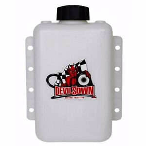 Devils Own 4 Quart Water Methanol Injection Tank Meth Alcohol