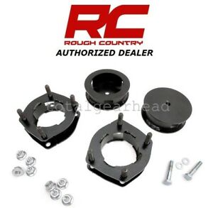 2005 10 Jeep Grand Cherokee commander 2 Rough Country Suspension Lift Kit 664