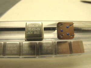 50 Crystal Oscillators 18 43200 Mhz Abracon 4 Pin