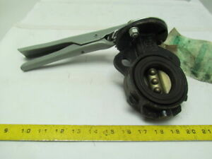 Sure Seal 2 522 822515h10 2 Butterfly Valve Handle Epdm Seat 30 150psi