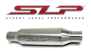 Slp Loud Mouth Resonator Bullet type 2 5 Inlet And 2 5 Outlet Slp 310013919
