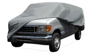 5 Layer Chevrolet Chevy G series 1971 1996 Van Car Cover New Up To 228 Length
