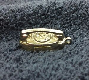 Sterling Silver Scrap Not 4 Grams Old Fashioned Rotary Telephone Charm