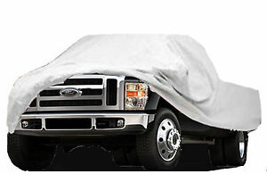 Tyvek Truck Car Cover Toyota Tacoma Long Bed Double Cab 2009 2010 2011 2012