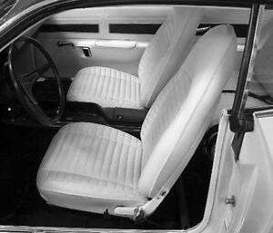 1971 Dodge Charger Plymouth Roadrunner Gtx Bucket Seat Covers Legendary