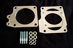 Mustang Gt40 5 0 Throttle Body Egr Spacer 1 2 75mm Fuel Injection Manifold