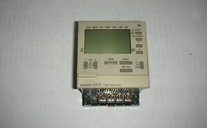 Used Omron Plc Digital Timer Switch H5s fb h5sfb