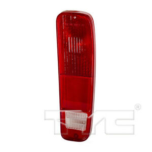 Tail Light Assembly Right Tyc Fits 75 91 Ford E 250 Econoline Club Wagon