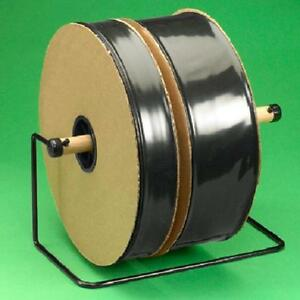 4 Mil Black Poly Tubing 6 X 725 Single Roll