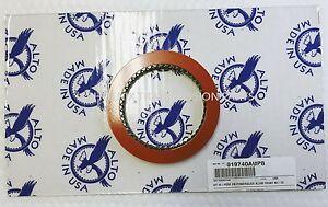 Aluminum Powerglide Alto Red Eagle High Clutch Power Pack Rebuild Kit 1962 1973