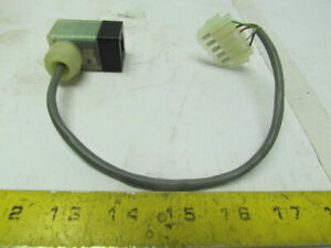 Canfield Connector 9 5831 002 Valve Timer Plug Connector 5 To 20 Sec 120vac