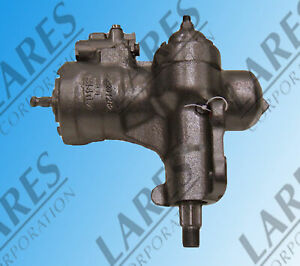 65 72 Mopar Dodge Plymouth Power Steering Gear Box Remanufactured lares 1033