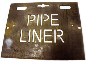 Lincoln Sa 200 Battery Cover pipe Liner Old Style Bw705