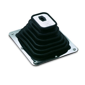 Hurst Shifter Super Boot Plate 8 3 4 X 7 3 4 Od For Large Hole Installations