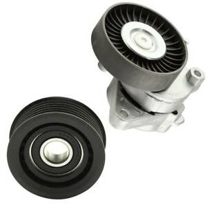 Kit Tensioner Pulley Idler Pulley Fits Mercedes Benz S350 E320 C280 1122000970