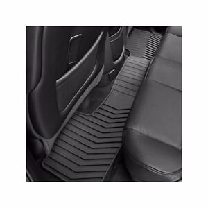 2015 2018 Yukon Suburban Tahoe Escalade Oem Floor Mats All Weather 2nd Row B