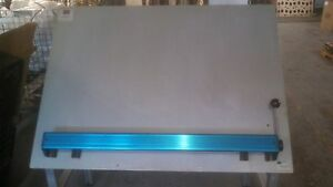 Ternes Register System With Stand 36 X 48