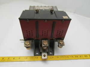 Ingersoll Rand 39118187 1s Contactor 120v Coil