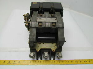 Ingersoll Rand 39118179 300a Amp Contactor 120v Coil