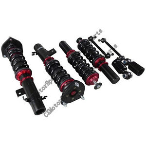 Cxracing Coilovers Suspension 32 Damper For 06 13 Bmw Mini R56 Hatch Hardtop