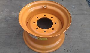 16 5x9 75x8 Skid Steer Wheel rim For Case Fits 12x16 5 Tire 12 16 5 New Style